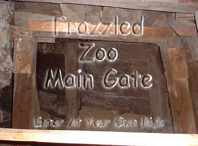 Frazzled Zoo Crew Home Page Banner